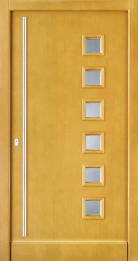 Ukázky modelů dveří