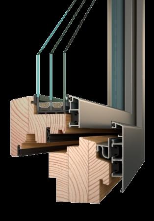 IV96 CLASSIC- DH okna